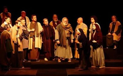 Don Bosco y el teatro