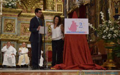 Presentado el logo del 125 aniversario de la llegada de María Auxiliadora